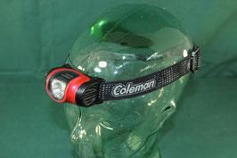 売切れ Coleman LED ヘッドライト コールマン 良品