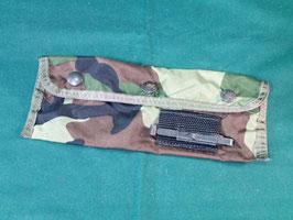 M4 M16 クリーニングキットポーチ カモフラ
