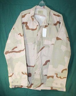 売切れ 米軍放出品 3C リップストップジャケット L-S