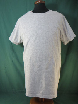 売切れ 半袖 無地Tシャツ グレー M  中古