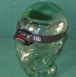 売切れ PETZL LED ヘッドライト 中古良品