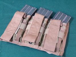 売切れ Paraclete Triple M4/9MM Mag Pouch