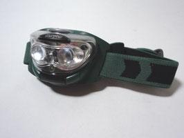 売切れ Energizer グリーンカラー ヘッドライト