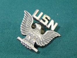 売切れ 米軍放出品 U.S.NAVY   ピンバッジ