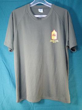 売切れ CORPORALS COURSE 半袖プリントTシャツ