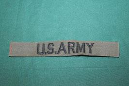 売切れ U.S.ARMY ネームパッチ 中古良品