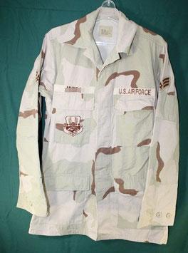 売切れ 米軍放出品 パッチ 3C リップストップジャケット S-L