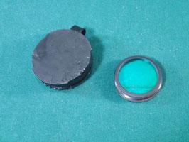 PVS-14 ナイトビジョン用レーザー保護レンズ 中古品