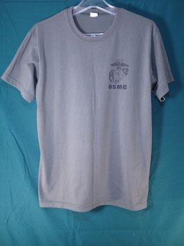 売切れ USMC 半袖プリントTシャツ