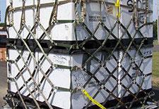 Air Cargo Side Net