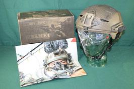 売切れ SEAL STYLE Emerson EXF BUMP レプリカヘルメット バイザー付き