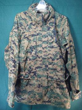 売切れ USMC 海兵隊 ゴアテックスジャケット マーパット GORE-TEX パーカー M-R