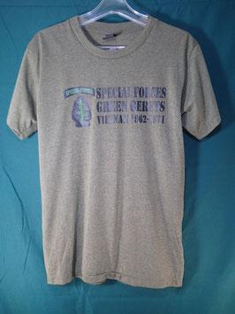 売切れ SPECIAL FORCE 半袖プリントTシャツ