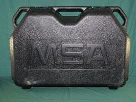 MSA 酸素ボンベ用 ケース ブラック 良品
