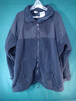 米軍放出品 POLARTEC フルジッパーフリースジャケット XL