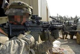 M249 ミニミ用 伸縮 バットストック PARA