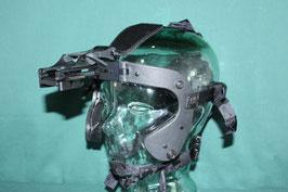 特価  特殊部隊使用 NOROTOS PVS-18用 フェイスマスク ヘッドマウント ブラック 新品