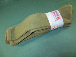 沖縄米軍使用 ブーツ用ソックス 3足セット XL