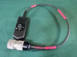 無線機 ヘッドセットコードパーツ 良品