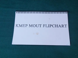 沖縄米軍実物 KMEP MOUT FLIPCHART