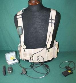 売切れ 特殊部隊使用 SILYNX StealthOps MBITR コミュニケーションシステム