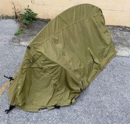 ポップアップベッドネット 蚊帳 フライ 収納バッグ ペグ4本セット