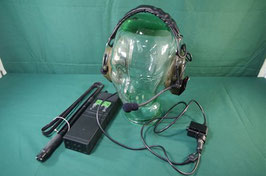 レプリカモデル ComTacヘッドセットPTTスイッチ(icm用)&PRC-148