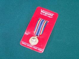 対テロ戦争従軍記章ミニチュアメダル 新品