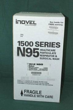 特価 1500 N95 サージカルマスク 160枚 新品