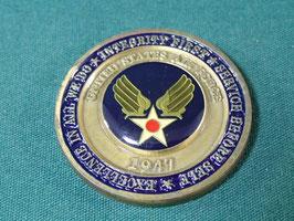 米軍放出品 U.S AIR FORCE 記念メダル