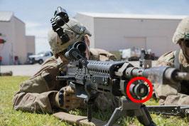 実物 M240用 GAS REGULATOR   パーツ