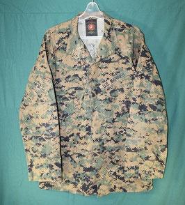 売切れ 海兵隊 ODピクセル ジャケット M-R 中古