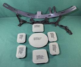 売切れ USMC GENTEX ヘルメット ヘッドインナー