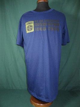 売切れ 82 nd AIRBORNE DIVISION プリントTシャツ L
