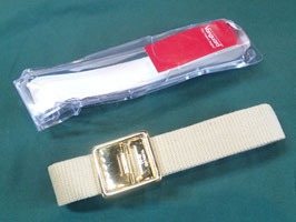 売切れ 海兵隊 カーキベルト 約108cm 新品
