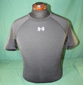 売切れ アンダーアーマー heat半袖 Tシャツ M 極上