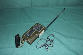 レア 米軍放出品 AN/PRC-90 Survival radio 無線機 イヤフォン付き