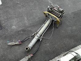 売切れ 米軍使用ヘリ搭載用 油圧式レスキューウインチ ジャンク品