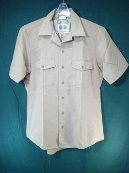 半袖 カーキシャツ M 中古良品