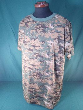 ODピクセルカラー 半袖Tシャツ L 新品