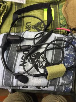 売切れ Navy SEALs使用 atlanitc signal ヘッドセット