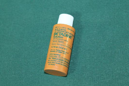 BETADINE SOLUTION 1/2 OZ BOTTLE