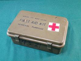 売切れ メディカルFIRST AID KIT用プラスチックケース