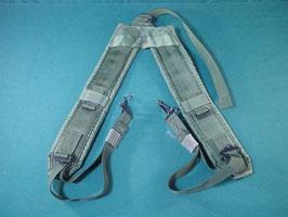 米軍放出品  ODカラー サスペンダー 中古良品