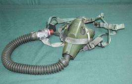 自衛隊使用 JMBU-5/P  酸素マスク (応需型)改 難有り