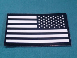 売切れ 米軍放出品 IR リバースフラッグパッチ TANカラー