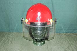 Bullard FIRE FIGHTER 消防用 ヘルメット LEDライト バイザー付