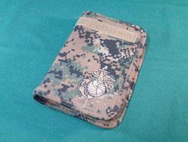売切れ USMC ODピクセルバインダー