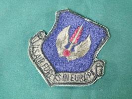 売切れ US AIR FORCES IN EUROPE パッチ 良品