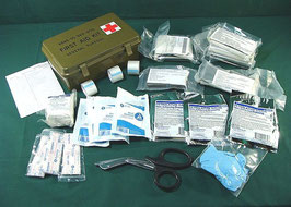 米軍放出品 FIRST AID KIT メディカルセット 新品